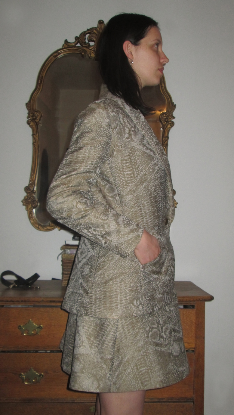 The 'Pyrite Suit