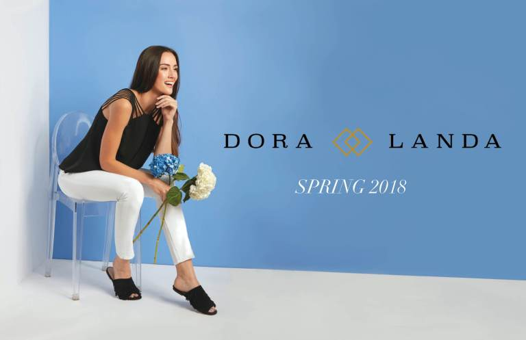 DORA LANDA S'18 LOOKBOOK