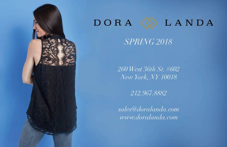 DORA LANDA S'18 LOOKBOOK12
